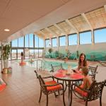 Indoor Pool, Deck and Spa