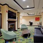 Foto di Holiday Inn Express Hotel & Suites at NC State SW