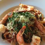 Chef Pasta Special - with prawns added 10/03/15
