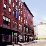 Foto de Holiday Inn Express Hotel & Suites Boston Garden
