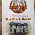 Best bar of the year 2014