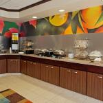 Fairfield Inn & Suites Detroit Metro Airport Romulus Foto