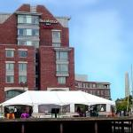 Photo de Residence Inn by Marriott Boston Harbor on Tudor Wharf