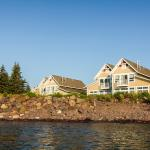 Photo de Larsmont Cottages on Lake Superior