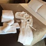 Fresh Towels Daily & Robes