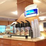 Foto de Holiday Inn Express & Suites Tilton