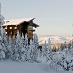 Copperhill Mountain Lodge Are