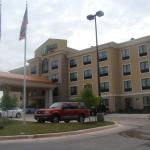 Holiday Inn Express Hotel & Suites San Antonio NW Near Seaworld Foto