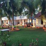 Great home stay with a beautiful garden