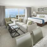 Luxury Ocean View Room
