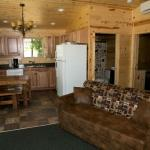 All of our cabins are newly constructed!