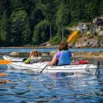 Halfmoon Sea Kayaks Coastal Adventures - Day Tours