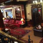 Lovely common areas in this hotel