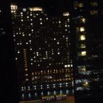 View from my room on the 14th floor