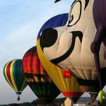 Balloons over Horseshoe Bay Resort, April 3-5