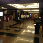 Art exhibition at the lobby