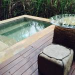 The personal plunge pool