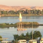 View from my room ! Most B ' tiful place the River Nile ! I love so much will be back !!!
