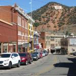 A view of Bisbee