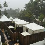 Private spa/massage/infinity pools (cyclone nathan)