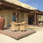 one bed villa with plunge pool