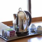 Hilton Anaheim's Huanying Program offers a selection of Chinese herbal teas.