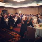 JDRF Corporate Engagement Breakfast - Radisson Banquet Room