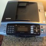 In-room printer/fax + free HSI