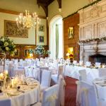 The Wedding Breakfast in the Grand Hall