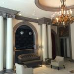 Lobby of the Warwick