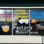 The Egg Factory Family Cafe Breakfast & Lunch