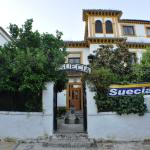 The Spanish mansion turned into splendid, affordable lodging