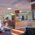 Foto van Holiday Inn Express Cardiff Bay