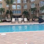 Holiday Inn Express in Naples Pool Area