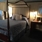 Beautiful clean historical rooms