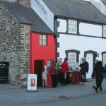 The Lodge Conwy Foto