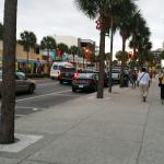 street view outside Hilton Clearwater beach
