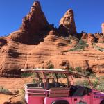 Broken Arrow Pink Jeep Tour