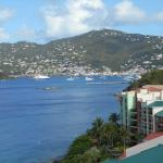 Another view from our balcony
