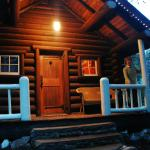 cabin from outside