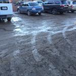 """Extra parking"" is very muddy! Make sure you have extra shoes you can get dirty so you don't mes"