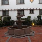 Another courtyard with nice fountain