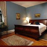 Gracious, well-appointed rooms