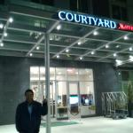Courtyard New York Manhattan/Chelsea Foto