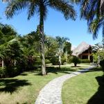 Set in wonderful well maintained gardens