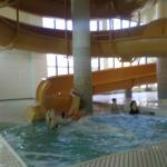 Kids loved the waterslide, pool and hot tub
