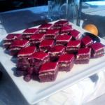Red Velvet, unfortunately blurry picture but the taste from heaven