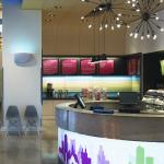 Aloft Harlem Welcome Desk
