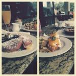 Sunday brunch was amazing, picture gives no justice!