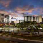 The Miami Airport Campus featuring award winning service and convenience